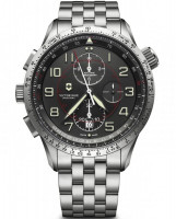 Мужские часы Victorinox Swiss Army AIRBOSS Mechanical Chrono MACH 9 V241722